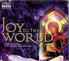 Naxos - Joy To The World / Glorious Collection Of The Very Best Christmas Carols