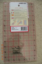 laser-cut forprecision sew easy 12x6.5 patchwork ruler