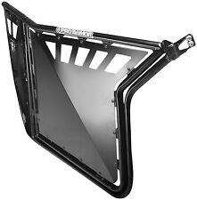 Pro Armor - P081205BL - Suicide Doors with Cut Outs, Black