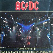 """AC/DC - Let's Get It Up  - Vinyl 7"""" 45T (Single)"""