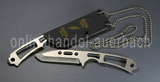 Buck/Tops Knives CSAR-T Neck Knife Coltello Outdoor