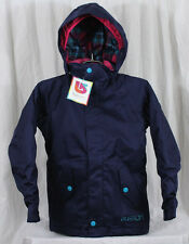 New 2014 Girls Burton Moxie Insulated Snowboard Jacket Medium Hesher