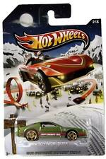 2013 Hot Wheels Holiday Hot Rods #2 1985 Chevrolet Camaro IROC-Z
