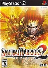 Samurai Warriors 2 -- Sony PlayStation 2 PS2 -- CiB NM -- SEE DESCRIPTION