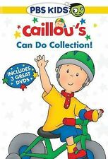 Caillou: Caillou's Can Do Collection New DVD! Ships Fast!