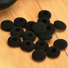 12-15mm Headphones Earphone Cover Soft Sponge Foam Ear Pad Headset Caps Earpad