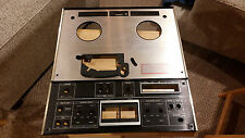DOKORDER 7700 REEL TO REEL PARTS FULL FACE & TOP COVER WITH ALL SCREWS