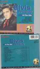 CD--ELVIS PRESLEY -- 18 FILM HITS