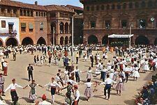 Alte Postkarte - Danzas y bailes regionales de Espana