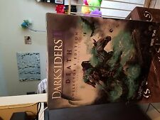 DARKSIDERS 2 DEATH COLLECTORS EDITION PREMIUM QUALITY RESIN STATUE