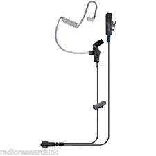 Earpiece Microphone Headset MotoTRBO XPR6350 XPR6550 XPR6580 APX6000 APX7000 M7