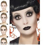 Smiffys Gothic Make Up Face Paint EMO Kit FX Halloween Fancy Dress Party Costume