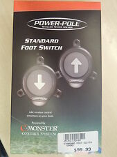 Power-Pole Standard Wireless Foot Switch Standard (CM) shallow water anchor