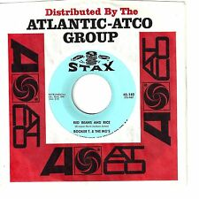 BOOKER T. & THE MG'S  funk 45  Red Beans And Rice / Be My Lady - NM