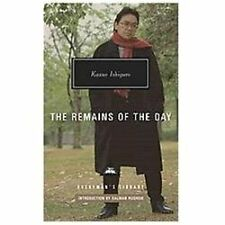 The Remains of the Day (Everyman's Library (Cloth)), Ishiguro, Kazuo, Good Book