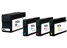 Ink Cartridge for HP 950XL/951XL(4-color) use in HP Officejet Pro 8600 Plus