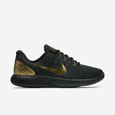 Men's Nike Lunarglide 8 LE Olympic Gold Running Shoes -Size 10 -878706 007  New