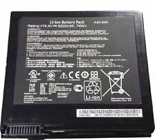 New 14.4V 74Wh A42-G55 Battery for ASUS G55V G55 G55VM G55VW B056R014-0037 US
