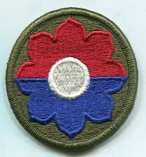 Vietnam Era US  Army 9th Infantry Color Patch-