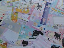 CAT Kitten MEMO Note Paper kawaii stationery gift girl her stationary san-x cute