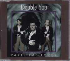 Double You - Part-Time Lover - CDM - 1993 - Eurodance Italodance Panic Records