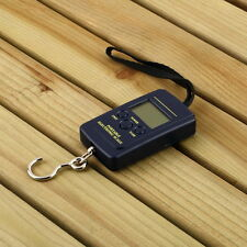 Pocket 40kg 20g Electronic Digital Precise Hanging Luggage Hook Scale Weight GH