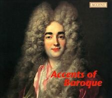 Accents of Baroque, New Music