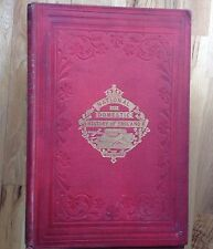 The National And Domestic History of England - W.H.S.Aubrey 10 volumes. c1870