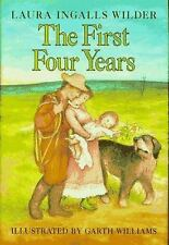 Little House: First Four Years 9 by Laura Ingalls Wilder (1971, Hardcover)