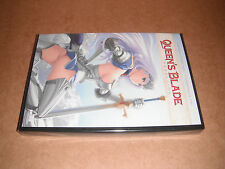 Queen's Blade 3: Rebellion Complete Collection + CDs DVD NEW