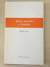 """Edmondo Pasini - Igiene mentale e Famiglia - Istituto """"La casa"""""""