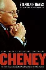 Cheney: A Revealing Portrait of America's Most Powerful - Hayes, Stephen NEW Har