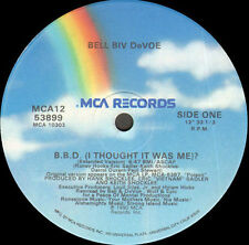 BELL BIV DEVOE - B.B.D. (I Thought It Was Me)? - mca