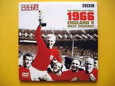 1966 WORLD CUP FINAL DVD, NEWS OF THE WORLD PROMOTION  (1 DVD)