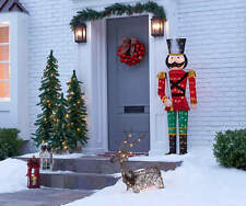 Winter Wonder Lane - Light-Up Pop-Up 5 Feet Tall Nutcracker - Brand NEW