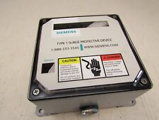 SIEMENS HARDWIRED SURGE PROTECTIVE DEVICE Type-1 240/120V TPS3E1115D NNIB M/O!!