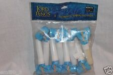 NEW LORD OF THE RINGS  8 BLOWOUTS  PARTY SUPPLIES VERY RARE