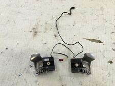 2004-2008 BMW Z4 ROADSTER E85 E86 OEM STEERING WHEEL PADDLE SHIFTER SWITCHES 08