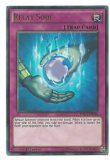 Relay Soul DRL3-EN048 Ultra Rare Yu-Gi-Oh Card 1st Edition English Mint New