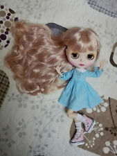 "12"" Neo Nude   Joint Body Matte Face Blythe doll From Factory  CA7010"