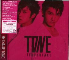 DONG BANG SHIN KI TVXQ-TONE-JAPAN CD DVD TYPE A L60