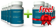 VISWISS - Male Enhancement Pill. Directly from Manufacturer. 5 BOTTLES + 5 FREE!