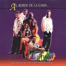 Al Borde de la Cama...by Orquesta la Fuga (CD, 2001, Sony Music)