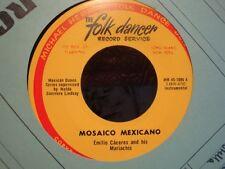 ++EMILIO CACERES & HIS MARIACHIS mosaico mexicano/el jarabe de la botella VG++