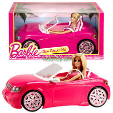 "Barbie décapotable voiture & kit de jeu poupée ""brand new & sealed"""