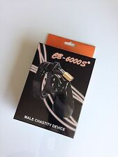 CB-6000s - BLACK - Small Size - free shipping worldwide - new, never used-- UK