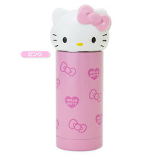 genuine Sanrio Hello Kitty Mug Vacuum Flask pink 360ml Warm Cold dual use Japan