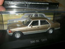 1:43 Ixo Mercedes-Benz 500 SE W126 gold 1979 VP