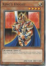 YU-GI-OH: KING'S KNIGHT - YGLD-ENC15- 1st EDITION