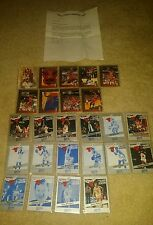 Michael Jordan 1994 UD Decade of Dominance Basketball Heroes European Card Set